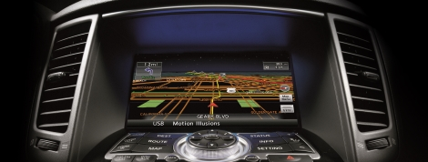 Infiniti Map Update INFINITI Navigation Map Updates | HERE